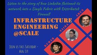 Distributed Firewall enabling Single Fabric at LinkedIn