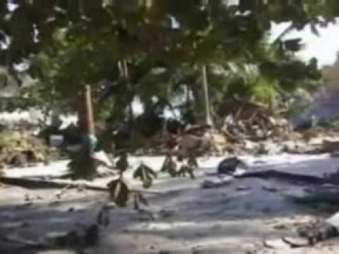 Thailand 2004 tsunami