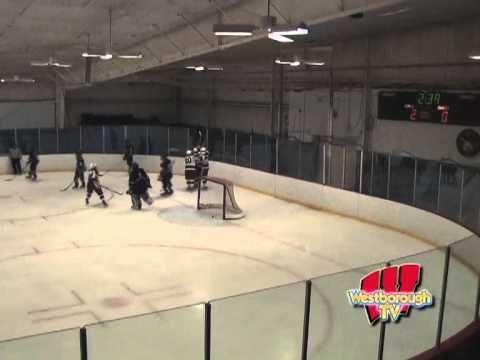 'Clip of the Game' WHS Varsity Hockey vs. Marian High School 1.22.2011