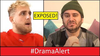 Jake Paul & H3H3 EXPOSED Big Time! #DramaAlert NEW ( FOOTAGE LEAKED )