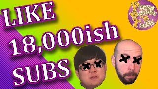 More Fan Stuff!  (Alex and SungWon DIE in this video!!! )- Press Buttons 'n Talk