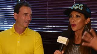 Tom Loeffler talks about Golovkin-Canelo 2 negotiations and promotion, GGG getting RING P4P belt