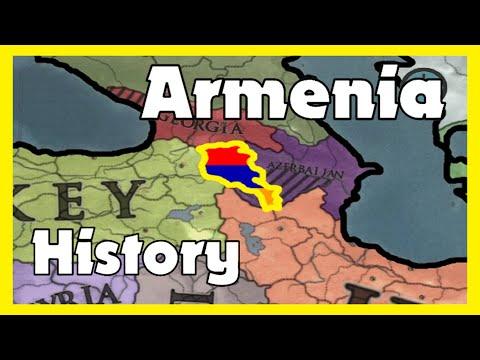 История Армении 🔴🔵🟡 Every Years 🕒 ( 0 / 2020 AD ) EUIV Extended Timeline