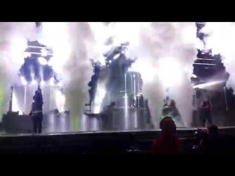 Rammstein   Keine Lust Chicago Open Air July 15 2016 Toyota Park Bridgeview Illinois