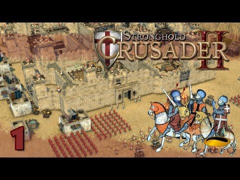 Stronghold Crusader II - Mano a Mano Con el Lobo  1 - en español