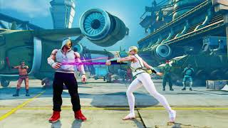 Street Fighter V: Arcade Edition -  Tráiler Falke.