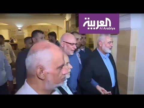 حماس تجتمع بكل قياداتها في غزة