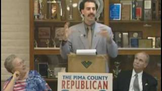 Borat on Politics