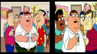 Side By Side Pilot Family Guy