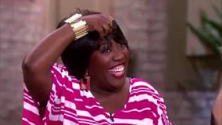 Favorite Moment #19 The Talk Hosts Remove Hair Extensions