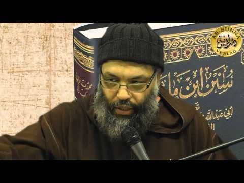Die Erklärung von Sunan Ibn Mâdschah - Teil1 (Scheich Abu Jamal)