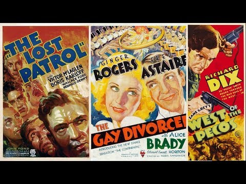 100 Years of Movie Posters - Top Films of 1934