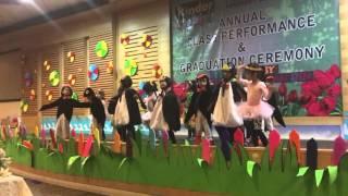 The Penguin Dance Performance