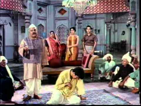 KAL CHAMAN TTHA AAJ IK SEHARA HUA - RAFI -RAJINDER KRISHAN -RAVI (KHANDAN 1965)