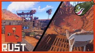 Rust What's Coming | First Look New Junkyard And Mining Quarry Monuments #105 (Rust News & Updates)