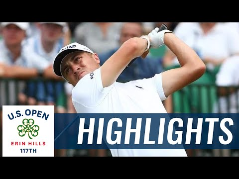 Third Round Highlights | 2017 U.S. Open