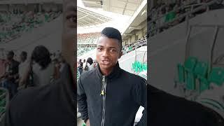 Nigeria vs Libya .