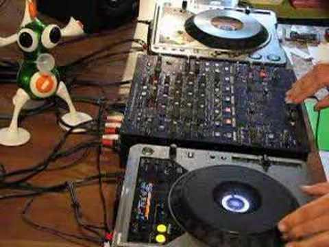 DJ Omega - Mini Mix 1