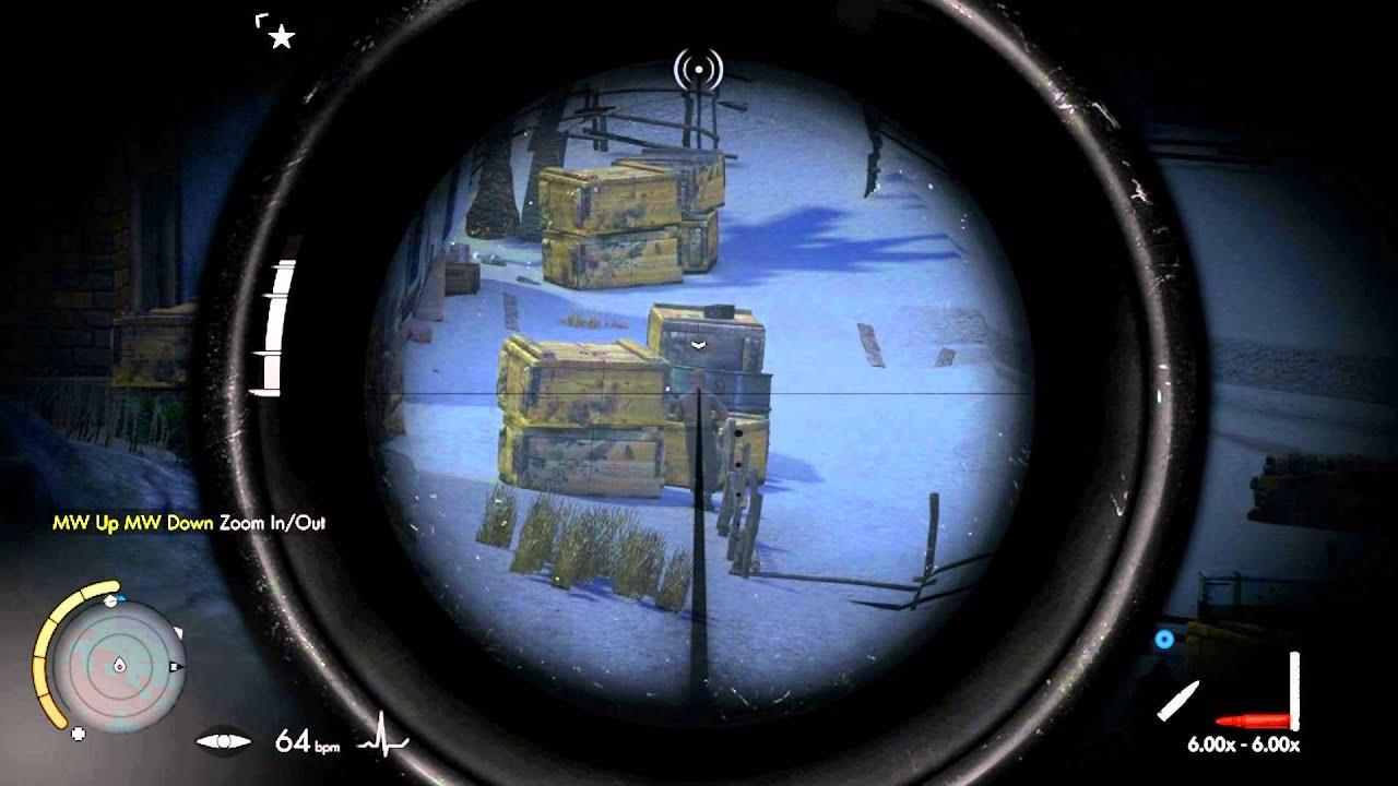 Image result for sniper elite 3 overwatch