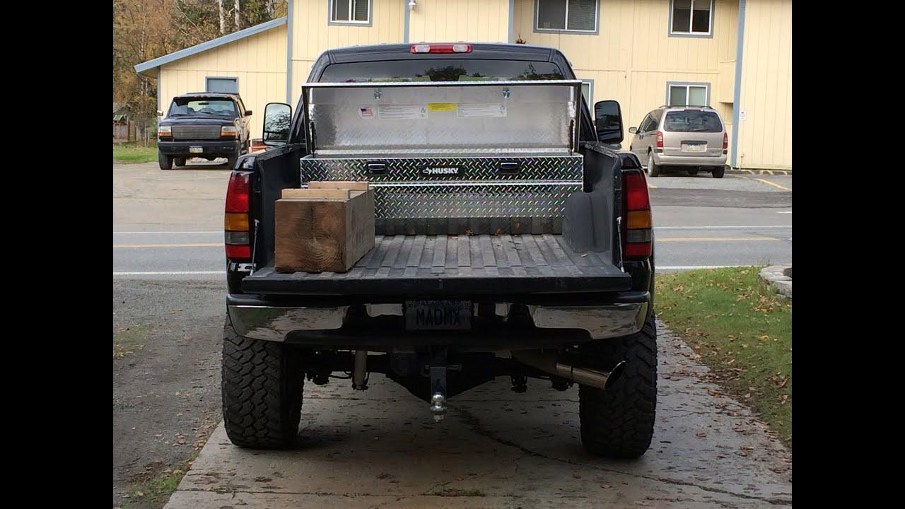 Small Truck Tool Box >> How to Plasti dip a tool box. - YouTube