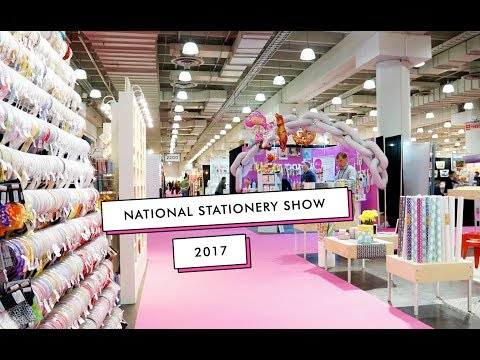 National Stationery Show 2017 - New York City
