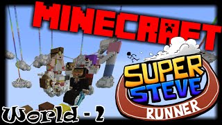 Minecraft: Super Steve Runner: World - 2