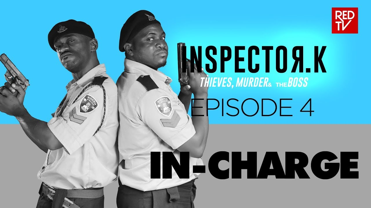 INSPECTOR K / SEASON 2 / EPISODE 4 / IN-CHARGE