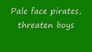 Braves to War! - Peter Pan the British Musical (with lyrics)