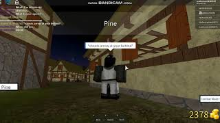 Roblox| Wyvern Rp| Shooting A Female Wyvern In The Behind| Part 2