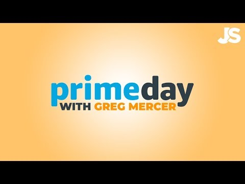 PRIME DAY with Greg Mercer | Jungle Scout