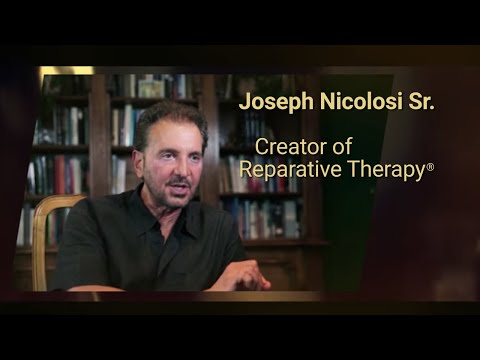 Creator of Reparative Therapy Explains His Work