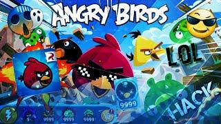 HACK DE Angry Birds 2018 [REK GAMESZ HACKS]