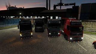 euro truck simulator 2 стрим мп с друзьями