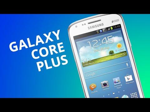 Galaxy Core Plus: o candidato da Samsung para concorrer com o Moto E [Análise]