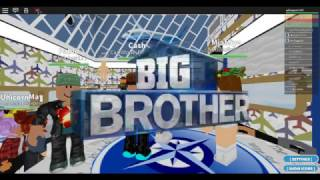 ROBLOX BIG BROTHER/ THE CAST