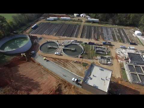 Fort Mill Wastewater Treatment Plant (11/15/2017)