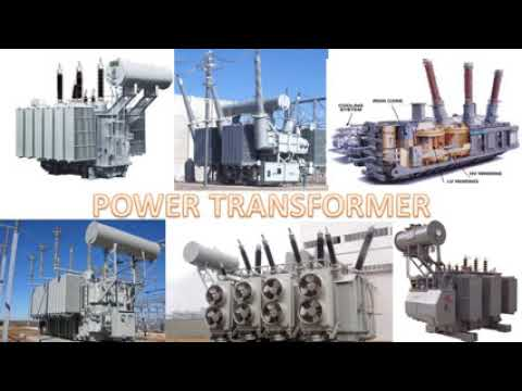 Electrical Substation Equipments Part 1