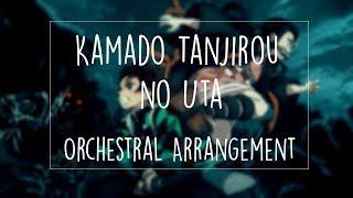 Demon Slayer Episode Ep 19 ED/Insert Song - Kamado Tanjirou no Uta (Orchestral Arrangement)
