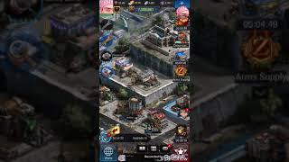 Last Empire War Z - Cross state battle | kill event #1