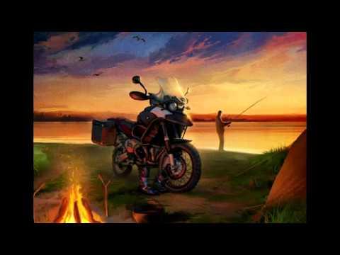 На мотоциклах из Новосибирска в Белокуриху. Мотопутешествие из Новосибирска в Белокуриху 2019.