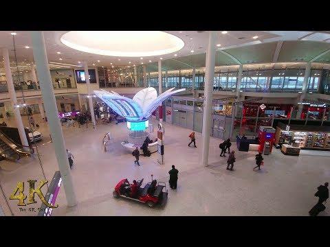 Toronto: Plane transfer