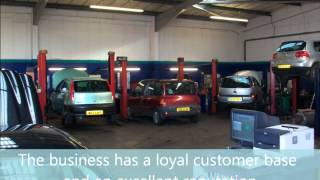 3727 - Vehicle Repair and MoT Testing Centre in Bromborough Merseyside For Sale