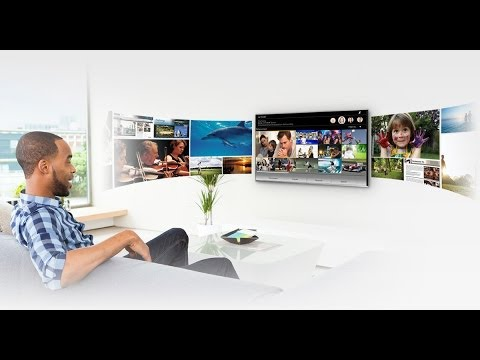 Panasonic VIERA Life+Screen Tutorial - My Stream