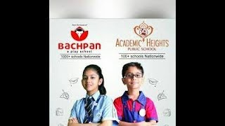 Bachpan School Annual Day 2k19