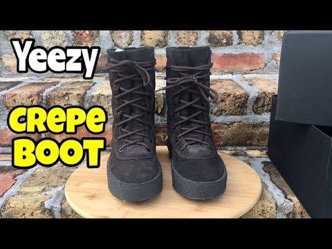 e3646f0ee4ec6 Yeezy Crepe Boot