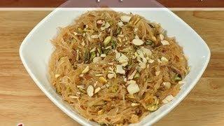 Meethi Seviyan (Sweet Vermicelli) Recipe by Manjula