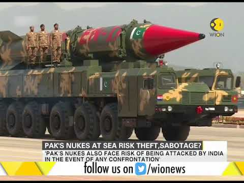 Pakistan's nuclear weapons at risk of theft, sabotage