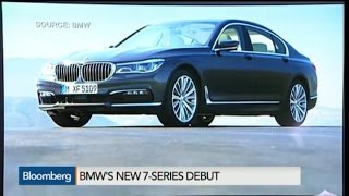BMW 7 Series Is the Pinnacle of Our Brand: Robertson