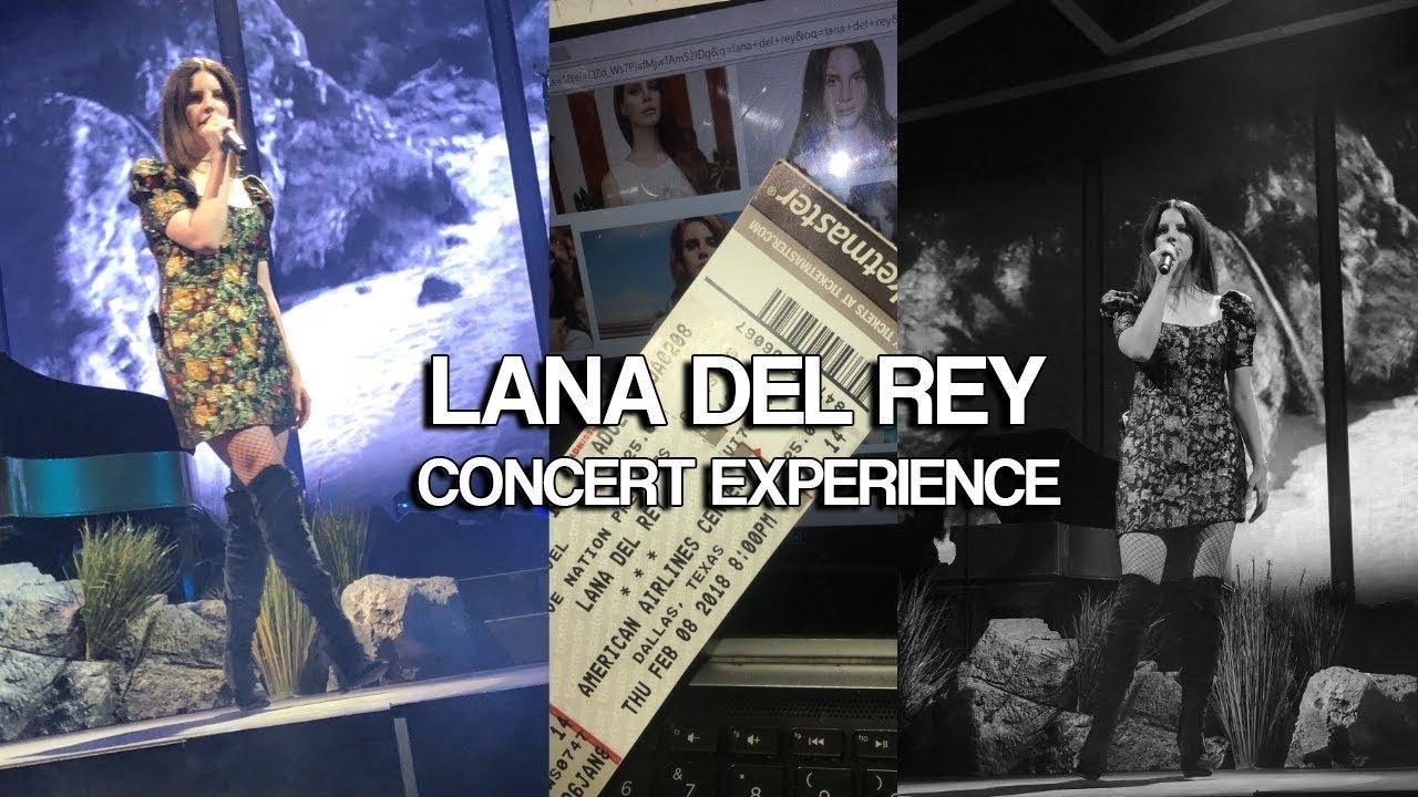 Lana del reys concert experience youtube lana del reys concert experience kristyandbryce Images