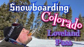 Лыжный курорт в Америке Colorado Loveland